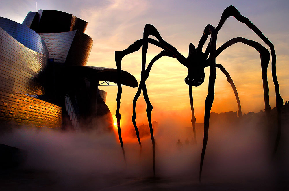 Guggenheim - Araña